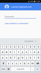 Samsung Galaxy S7 - E-mail - Configurar Gmail - Paso 12