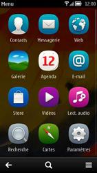 Nokia 700 - Internet - Navigation sur Internet - Étape 2