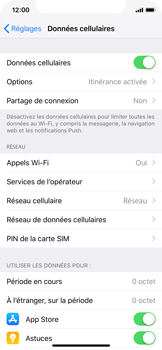 Apple iPhone XS - Internet - configuration manuelle - Étape 9