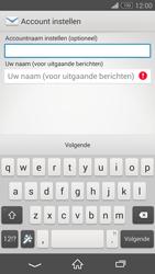 Sony D5803 Xperia Z3 Compact - E-mail - Account instellen (IMAP zonder SMTP-verificatie) - Stap 18