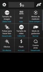 Samsung Galaxy Core Prime - Funciones básicas - Uso de la camára - Paso 6