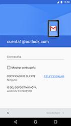 LG Google Nexus 5X (H791F) - E-mail - Configurar Outlook.com - Paso 11