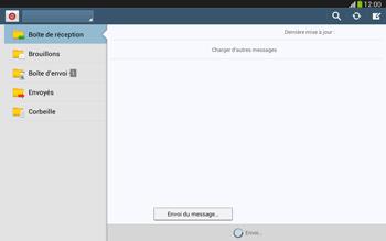Samsung P5220 Galaxy Tab 3 10-1 LTE - E-mail - envoyer un e-mail - Étape 18