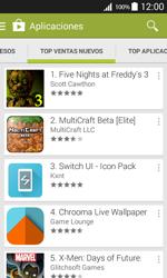 Samsung Galaxy Core Prime - Aplicaciones - Descargar aplicaciones - Paso 10