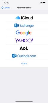 Apple iPhone XR - Email - Adicionar conta de email -  5