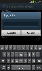 Samsung i8260 Galaxy Core - Internet - Configurar Internet - Paso 14