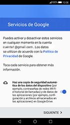 Huawei P10 - E-mail - Configurar Gmail - Paso 13