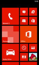Nokia Lumia 920 LTE - Netwerk - gebruik in het buitenland - Stap 11