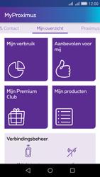 Huawei Y6 - Applicaties - MyProximus - Stap 13