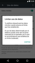 Motorola Moto G 3rd Gen. (2015) (XT1541) - Internet - Ver uso de datos - Paso 8