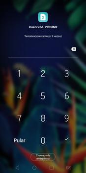 LG K12+ - Funções básicas - Como reiniciar o aparelho - Etapa 5