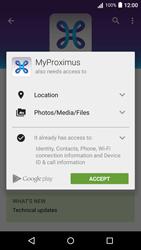 Acer Liquid Z530 - Applications - MyProximus - Step 9