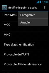 Acer Liquid Z3 - Internet - Configuration manuelle - Étape 17