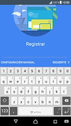 Sony Xperia XZ - Android Nougat - E-mail - Configurar correo electrónico - Paso 9