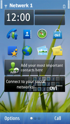 Nokia N8-00 - Network - Usage across the border - Step 11