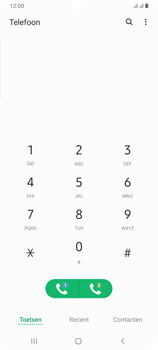 Samsung galaxy-a70-dual-sim-sm-a705fn - Voicemail - Handmatig instellen - Stap 4