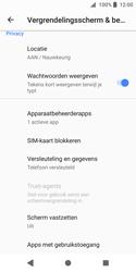 Sony Xperia XZ2 Compact (H8314) - Beveiliging en ouderlijk toezicht - Hoe wijzig ik mijn SIM PIN-code - Stap 5