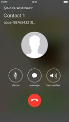 Apple iPhone 6 iOS 9 - WhatsApp - Envoyer des SMS avec WhatsApp - Étape 12