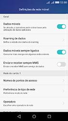 Huawei Y6 - Internet no telemóvel - Como configurar ligação à internet -  5