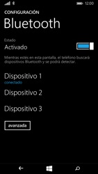 Microsoft Lumia 535 - Bluetooth - Conectar dispositivos a través de Bluetooth - Paso 8