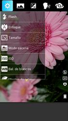 LG Optimus L9 - Funciones básicas - Uso de la camára - Paso 5