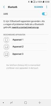 Samsung galaxy-a6-sm-a600fn-ds - Bluetooth - Aanzetten - Stap 6