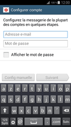 Samsung I9195 Galaxy S IV Mini LTE - E-mail - Configuration manuelle (outlook) - Étape 5