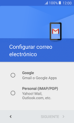 Samsung Galaxy J1 (2016) (J120) - E-mail - Configurar Gmail - Paso 8