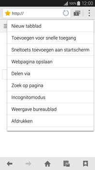 Samsung Galaxy Note 4 4G (SM-N910F) - Internet - Hoe te internetten - Stap 15