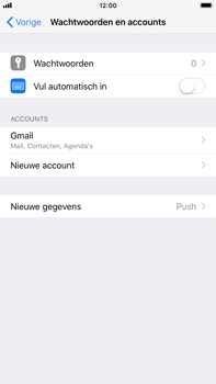 Apple iPhone 6s Plus - iOS 12 - E-mail - handmatig instellen (gmail) - Stap 9