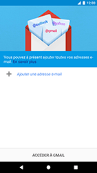 Google Pixel XL - E-mail - Configurer l