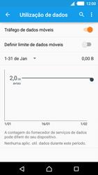 Sony Xperia M4 Aqua - Internet no telemóvel - Como ativar os dados móveis -  6