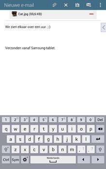 Samsung T335 Galaxy Tab 4 8-0 - E-mail - E-mails verzenden - Stap 19