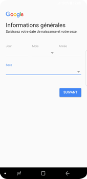 Samsung Galaxy S9 - Applications - Télécharger des applications - Étape 9