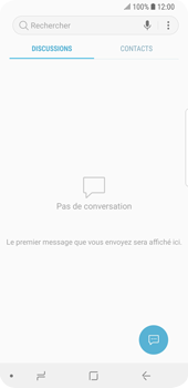 Samsung Galaxy S9 - SMS - configuration manuelle - Étape 4
