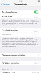 Apple iPhone 6 Plus iOS 8 - Internet et connexion - Activer la 4G - Étape 4