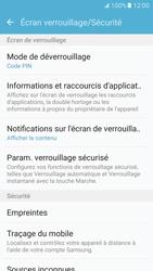 Samsung Galaxy S7 - Sécuriser votre mobile - Activer le code de verrouillage - Étape 13