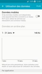 Samsung Galaxy J3 (2016 (J320) - Internet - activer ou désactiver - Étape 6