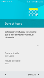 Samsung Galaxy S6 Edge - Premiers pas - Créer un compte - Étape 23