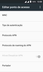 """Alcatel Pixi 4 (4"""") - MMS - Configurar MMS -  15"""