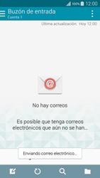 Samsung Galaxy A3 - E-mail - Escribir y enviar un correo electrónico - Paso 20