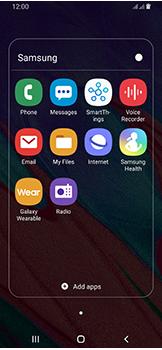 Samsung Galaxy A40 - E-mail - Manual configuration POP3 with SMTP verification - Step 4