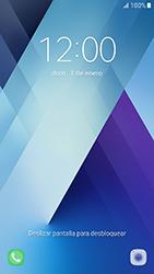 Samsung Galaxy A3 (2017) (A320) - Mensajería - Configurar el equipo para mensajes multimedia - Paso 22