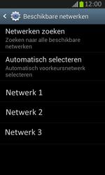 Samsung S7710 Galaxy Xcover 2 - Netwerk - gebruik in het buitenland - Stap 12