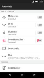 HTC Desire EYE - MMS - Configuration manuelle - Étape 4