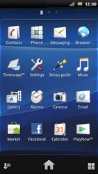 Sony Ericsson Xperia Arc - Internet - Internet browsing - Step 2