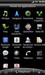 HTC A8181 Desire - Réseau - utilisation à l'étranger - Étape 6