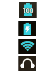 LG E430 Optimus L3 II - Funções básicas - Explicação dos ícones - Etapa 7