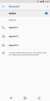 Nokia 7 Plus - Bluetooth - connexion Bluetooth - Étape 9