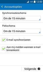 Samsung Galaxy Trend 2 Lite (SM-G318H) - E-mail - Handmatig instellen - Stap 17